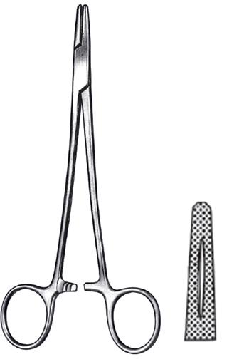 Mayo-Hegar n/holder 18cm