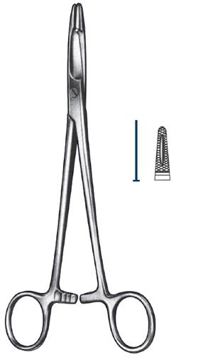 Olsen-Hegar n/holder 12cm mini