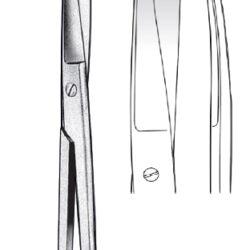 Scissor curv SH/BL 14.5cm