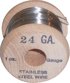 """24g/.020"""" Cerclage wire"""