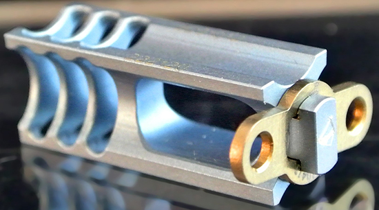 TTA cuttable cage 6/20mm SS