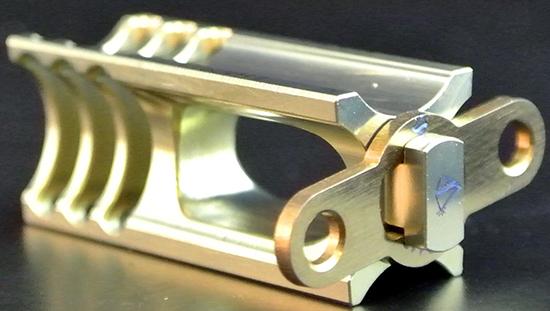 TTA cuttable cage 7.5/20mm TI