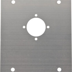 Wall plate single only