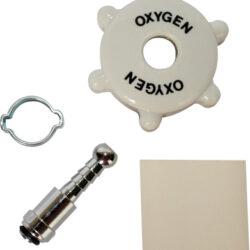 Oxygen hand wheel kits