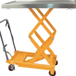 1.3 Scissor lift table (r)