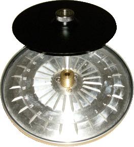 Rotor 24 x .75mm cap tubes