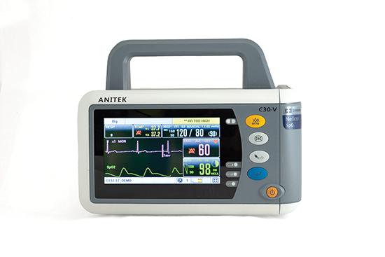 Anitek C30V portable monitor